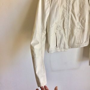 Arden B Jackets & Coats - Moto Jacket Faux Leather by Arden B Size 10